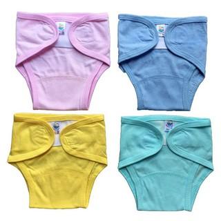 Tã vải dán Babyleo Thái Hà Thịnh 100% cotton mềm, mịn, mát