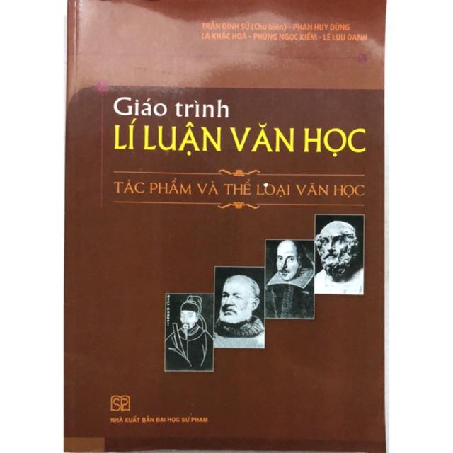 Sách - Giáo trình Lí luận văn học: Tác phẩm và thể loại