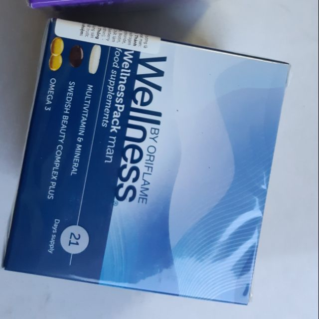 Combo nữ Wellness oriflame - 2553733 , 1250813031 , 322_1250813031 , 870000 , Combo-nu-Wellness-oriflame-322_1250813031 , shopee.vn , Combo nữ Wellness oriflame