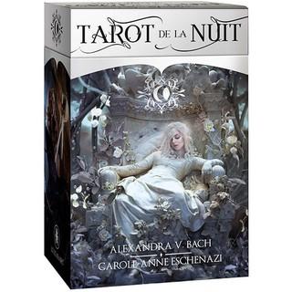 De La Nuit Tarot – Handmade