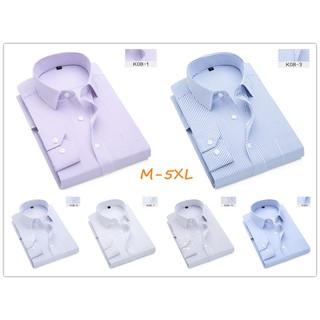 Áo Sơ Mi Nam Tay Dài Thời Trang Lịch Lãm Size M-5xl