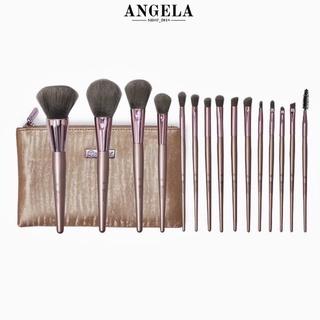 Bộ cọ trang điểm cá nhân BH Cosmetics Lavish Elegance 15 cây (fullbox) thumbnail