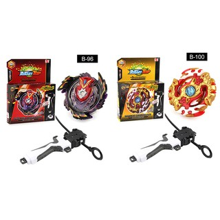 span-new Beyblade toys B-100 B-96 kids game toys children gift with Launcher craving