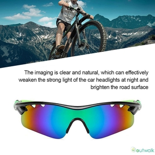 Maintenance protection splash proof and dustproof PC explosion-proof sheet goggles sunglasses foldable cover myopia lens o