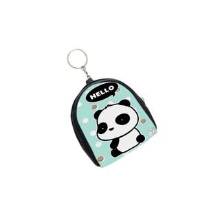 [Mã FAMALLT5 giảm 15% đơn 150K] Ví móc khóa đựng tiền lẻ, đồ dùng cá nhân nhỏ gọn TROY hình gấu Panda thumbnail