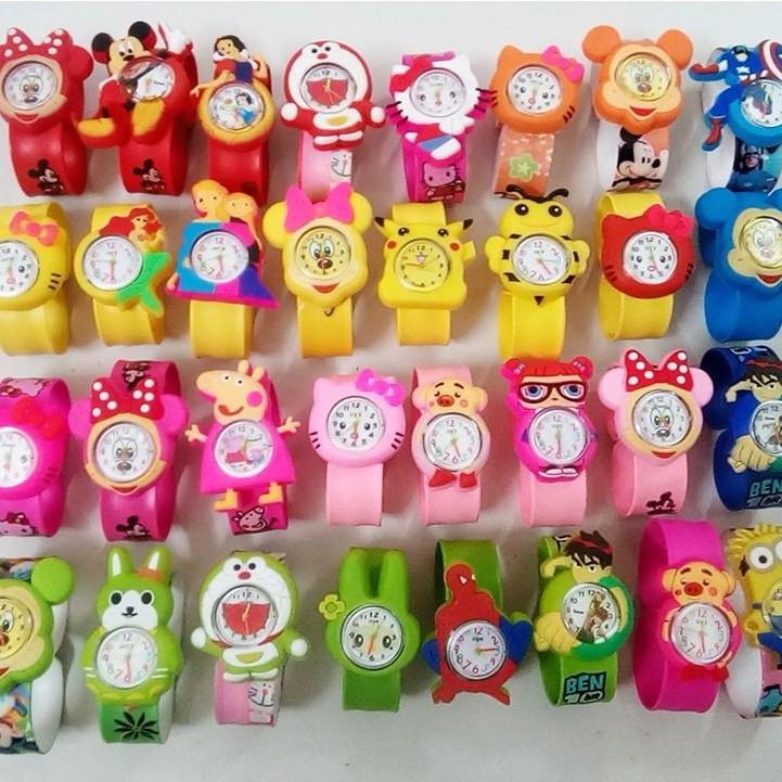 [ Đẹp - chất - nhiều mẫu - rẻ nhất ] Đồng hồ đập tay dành cho trẻ em (cả bé trai và bé gái) nhiều mẫu mã