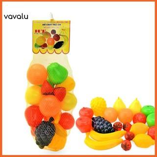 Đồ chơi túi hoa quả nhựa