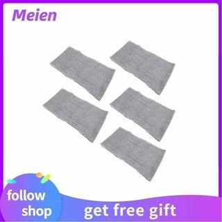 (hàng Mới Về) Set 5 Khăn Tắm Tẩy Tế Bào Chết Thương Hiệu Meien