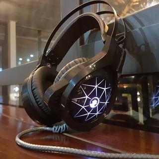 Tai nghe Gaming Assassins X3 Led hiệu ứng hô hấp