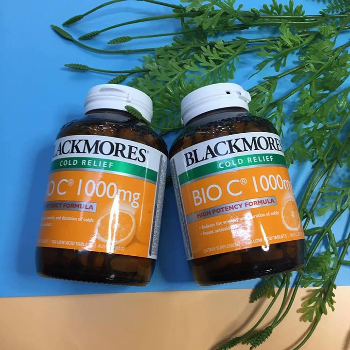 Kết quả hình ảnh cho Vitamin C Blackmore
