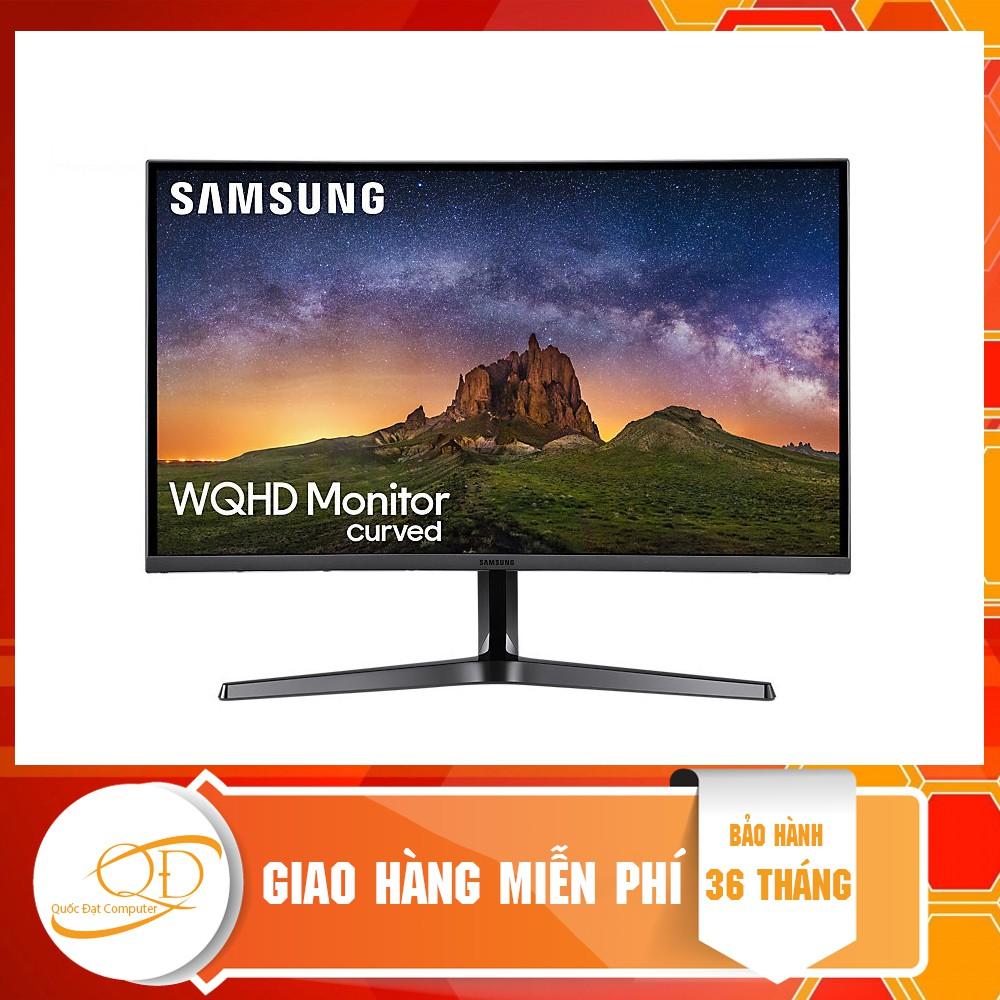 Màn hình máy tính Samsung LC32JG50FQEXXV 32 inch FHD 144Hz Cong