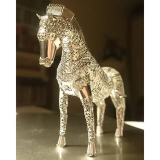 Mô hình 3D kim loại lắp ráp Ngựa chiến [Chưa lắp ]