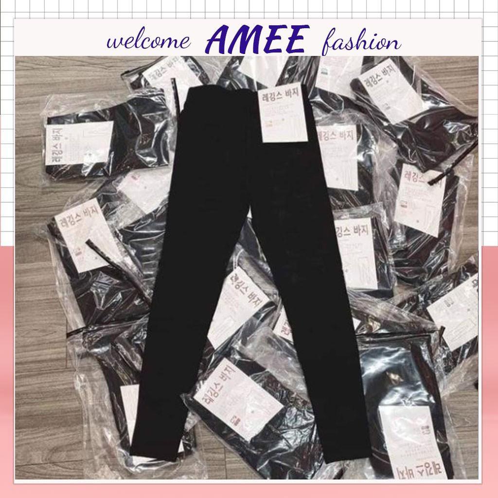 Quần legging nữ xuất hàn Amee Fashion