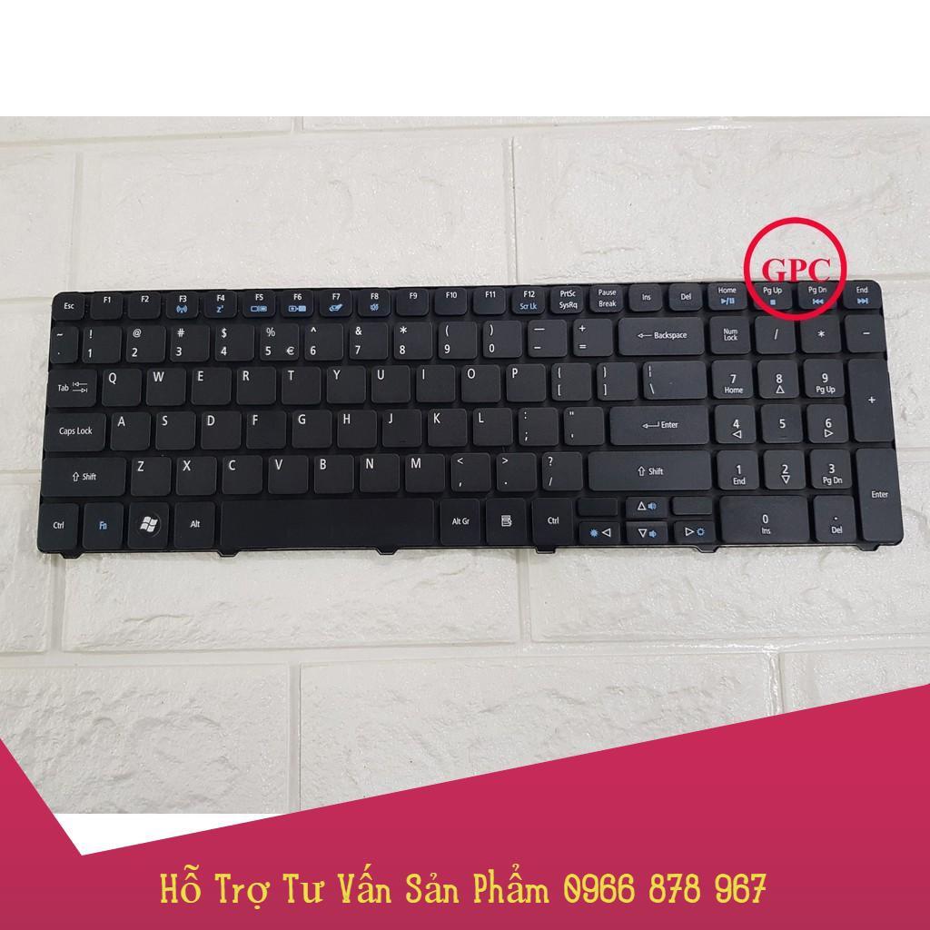 Bàn Phím Laptop ACER 5810 E1-531 E1-521 5738 5253 5536 5740 5750 E1-571 5745G NHẬP KHẨU