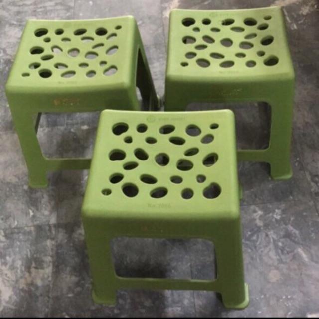 Combo 10 ghế xanh việt nhật