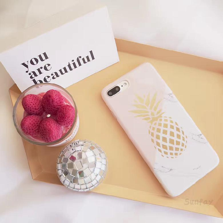 Pineapple Marble Apple Iphone Case For Iphonex Iphone7 8plus Iphonexr Iphonexs Max 471 - 21729312 , 3708578624 , 322_3708578624 , 81400 , Pineapple-Marble-Apple-Iphone-Case-For-Iphonex-Iphone7-8plus-Iphonexr-Iphonexs-Max-471-322_3708578624 , shopee.vn , Pineapple Marble Apple Iphone Case For Iphonex Iphone7 8plus Iphonexr Iphonexs Max 47