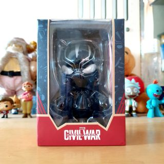 Mô hình cosbaby Black Panther (bobble head)