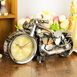 Đồng hồ FREESHIP Đồng hồ để bàn xe phân khối lớn ALarm, kiểu dáng độc lạ tiện lợi cho việc xem giờ 2565