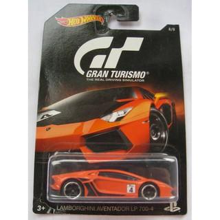 Xe mô hình Hot Wheels Lam.borghini Aventador LP 700-4 DJL20