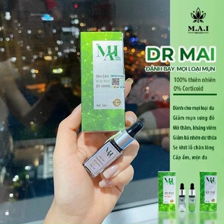 Serum giảm mụn thâm Drmai - Hiệu quả sau 7 ngày - Đồng hành cùng làn da của bạn thumbnail