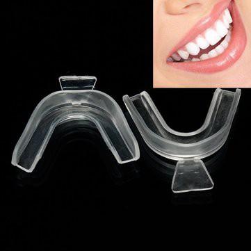 2 Máng đựng thuốc tẩy trắng răng tại nhà
