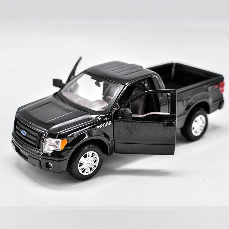 Mô Hình Xe Hơi Ford Raptor F150 Tỉ Lệ 1: 24 Bằng Hợp Kim Cao Cấp