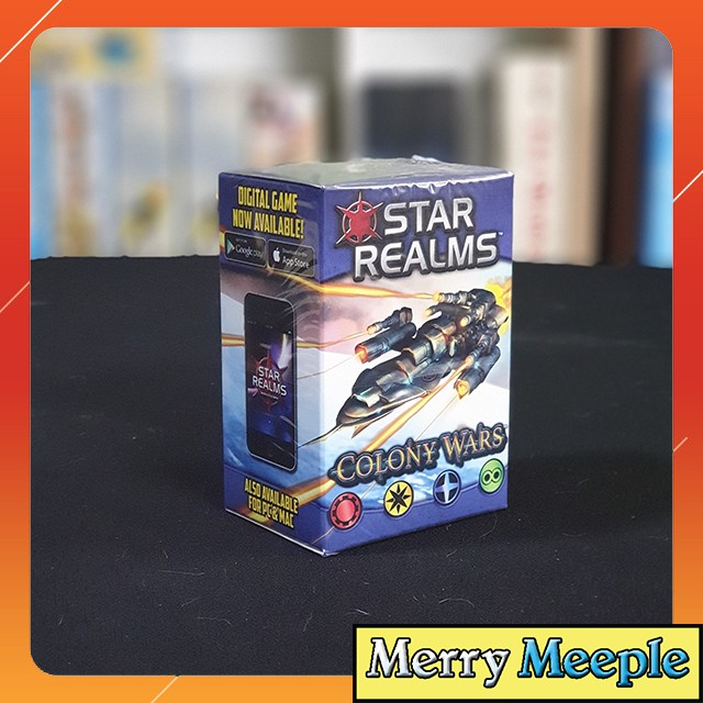 [US] Star Realms – Colony Wars – Trò chơi board game