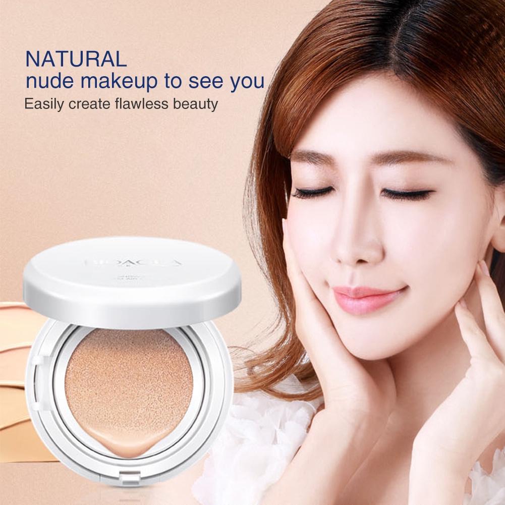 Natural Make Up Women Moisturizing Portable Long Lasting Sun Protection Whitening BB Cream