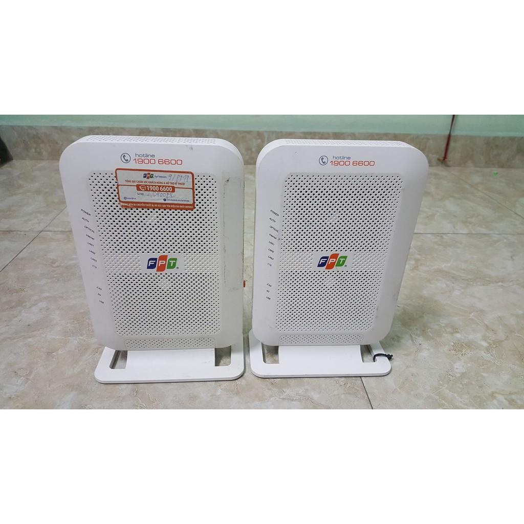 Modem quang wifi fpt G-97RG6M phát 2 băng tần  (Đã qua sử dụng)
