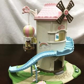 Sylvanian families windmill play house