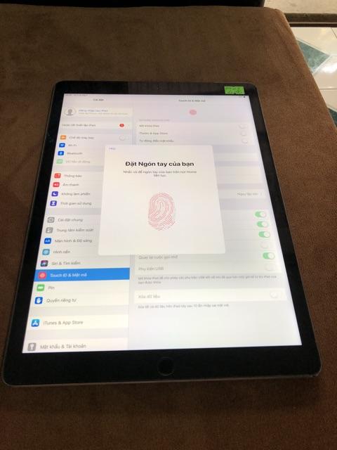 [Mã ELMT1M5 hoàn 6% đơn 1.5TR] IPad pro 12.9 inch sử dụng 4G và wifi 128Gb màu đen | BigBuy360