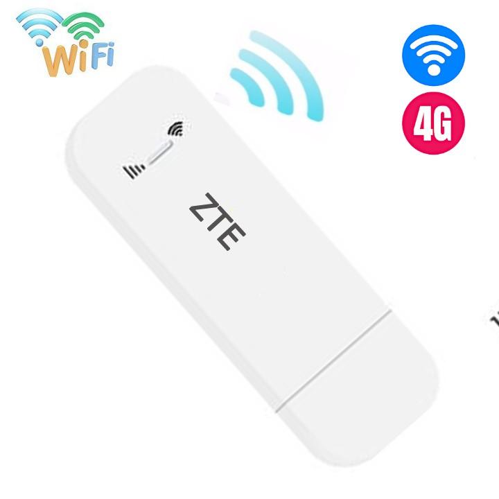 Thiết Bị Mạng - Usb Phát Wifi Gắn Sim Có Sẵn Data , Hỗ Trợ Mạng Siêu Nhanh , Nhiều Thiết Bị Kết Nối Cùng Lúc