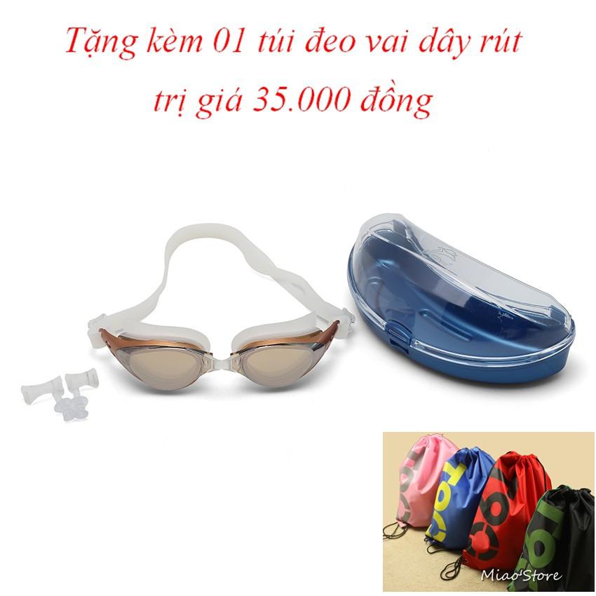 Kính bơi Shenyu tráng bạc tặng kèm túi đeo vai dây rút tiện lợi KB1012S - 3254632 , 309111437 , 322_309111437 , 198000 , Kinh-boi-Shenyu-trang-bac-tang-kem-tui-deo-vai-day-rut-tien-loi-KB1012S-322_309111437 , shopee.vn , Kính bơi Shenyu tráng bạc tặng kèm túi đeo vai dây rút tiện lợi KB1012S