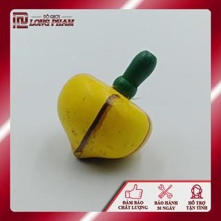 Con quay gỗ hình trái cây dễ thương