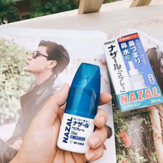 Xịt mũi Nazal Nhật bản