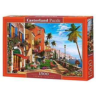 C151592 Xếp hình puzzle Themed Terrace 1500 mảnh Castroland