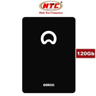 Ổ cứng SSD EEKOO V100 120GB SATA III 2.5-inch R520MB s W400Mb s (Đen) - Hãng phân phối chính thức thumbnail