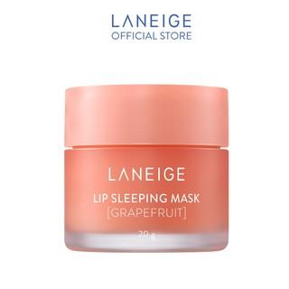 [SBD 2021] Mặt nạ ngủ dành cho môi Laneige Lip Sleeping Mask Grapefruit 20G thumbnail