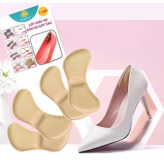 Combo 2 cặp lót giày cao gót chống trầy, chống trượt, chống tuột, siêu mềm mại_ BUYBOX_BBPK54