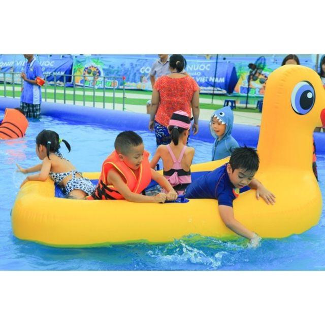 Hà Nội Voucher Combo 5 Vé cho trẻ em công viên nước Water Fun