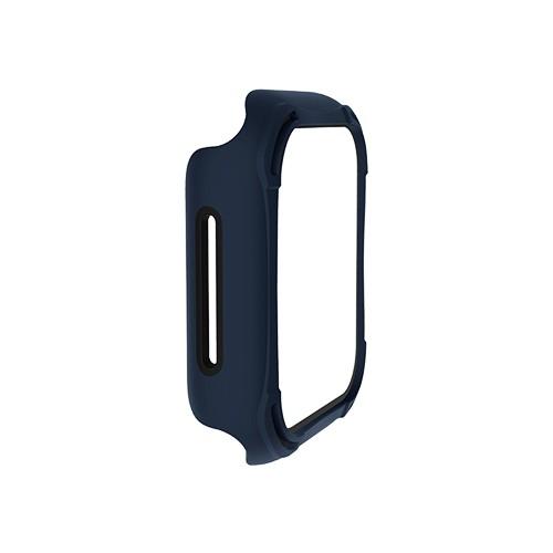 Ốp Case và Kính Cường Lực 9H Chống Khuẩn UNIQ Torres Antimicrobial cho Apple Watch Size 40/ 44mm