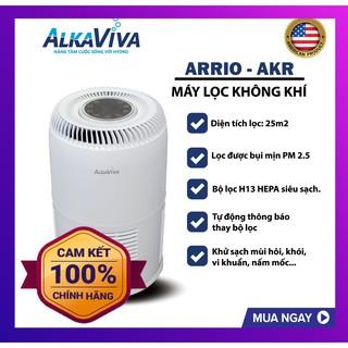 Máy lọc không khí Alkaviva ARRIO - Thương hiệu Mỹ - Hàng chính hãng