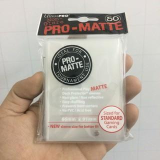 [PHỤ KIỆN POKEMON] Bọc bài Chính hãng Ultra ProMate – Standard Size cho Pokémon