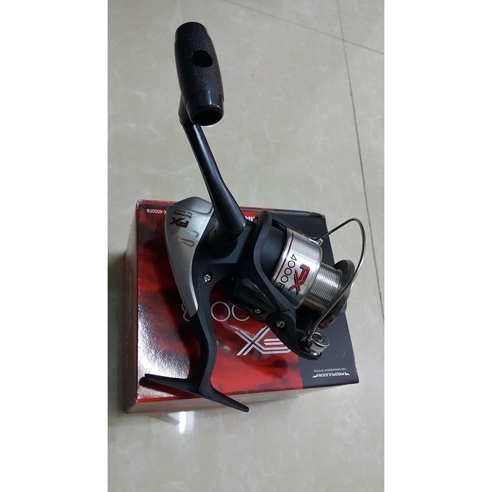 Máy câu Shimano Fx4000 chính hãng Malaysia