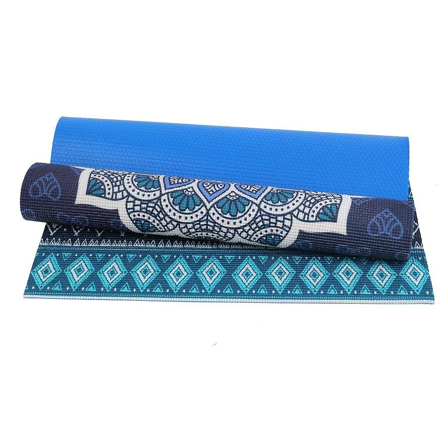 Thảm Yoga PU hoa văn Mỹ Thuật Relax 2 Da 6mm (RHV1) - 3092798 , 580555558 , 322_580555558 , 660000 , Tham-Yoga-PU-hoa-van-My-Thuat-Relax-2-Da-6mm-RHV1-322_580555558 , shopee.vn , Thảm Yoga PU hoa văn Mỹ Thuật Relax 2 Da 6mm (RHV1)