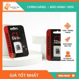 Thẻ nhớ HIKVISION Class 10 SDHC (16GB - 32GB - 64GB)