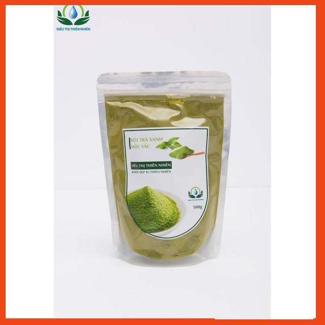 [SP CAO CẤP] -  Bột trà xanh nguyên chất mộc sắc 100g [SP CAO CẤP] -  Bột trà xanh nguyên chất mộc sắc 100g