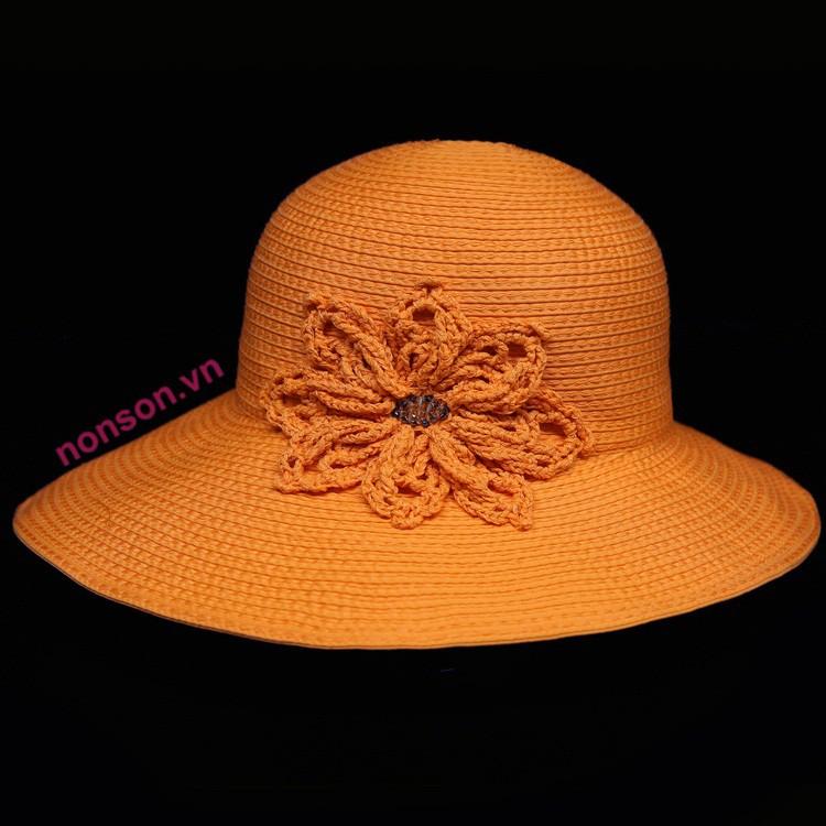Nón Sơn mũ vành thời trang XH001-54L.CM3