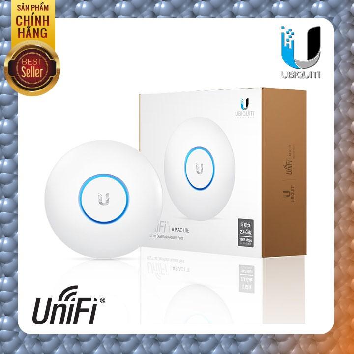 Bộ phát sóng không dây Ubiquiti UniFi AP AC LR - Hàng chính hãng FPT