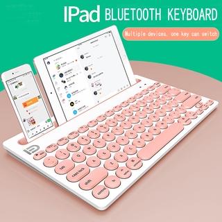 Bàn Phím Bluetooth Không Dây Cho Điện Thoại Máy Tính Bảng thumbnail